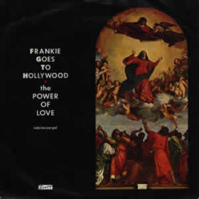 Frankie Goes To Hollywood The Power Of Love album cover