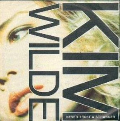 Kim Wilde Never Trust A Stranger album cover