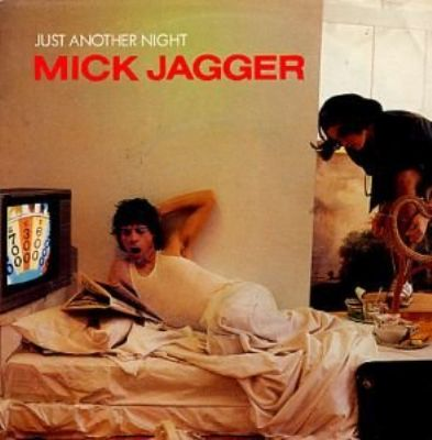 Mick Jagger Just Another Night album cover