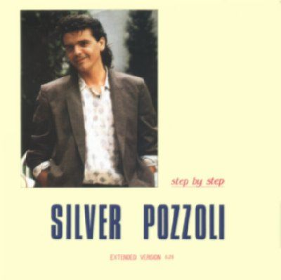 Silver Pozzoli Step By Step album cover