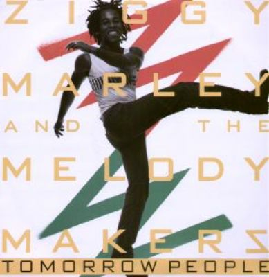 Ziggy Marley & The Melody Makers Tomorrow People album cover