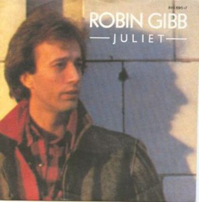 Robin Gibb Juliet album cover