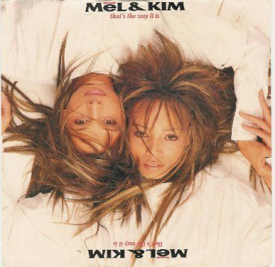 Mel & Kim That's The Way It Is album cover