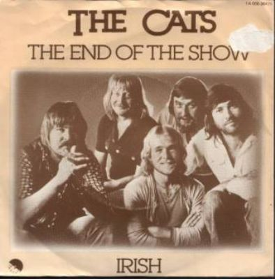 The Cats The End Of The Show album cover