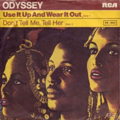 Odyssey Use It Up And Wear It album cover