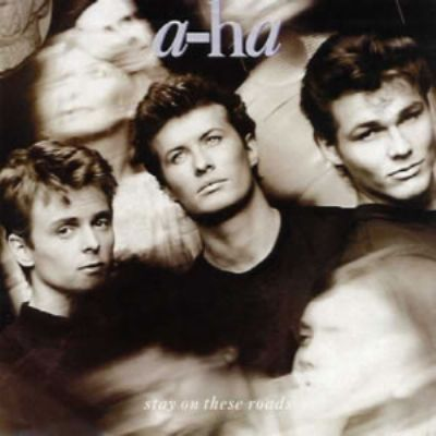 A-Ha Stay On These Roads album cover