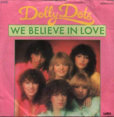 Dolly Dots We Believe In Love album cover