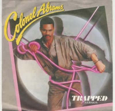 Colonel Abrams Trapped album cover