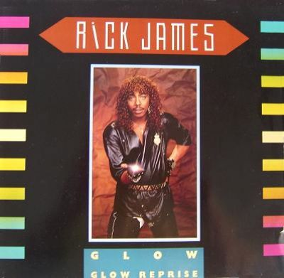 Rick James Glow album cover