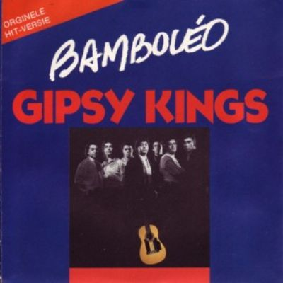 Gipsy Kings Bamboléo album cover