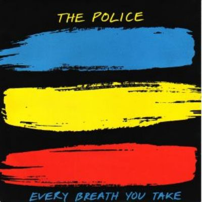 Police Every Breath You Take album cover