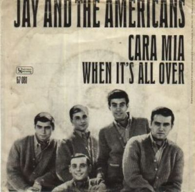 Jay & The Americans Cara Mia album cover