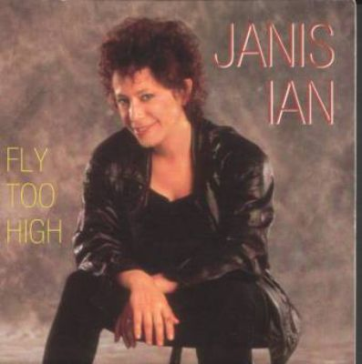 Janis Ian Fly Too High album cover