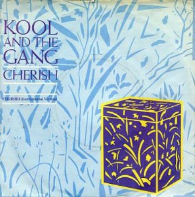 Kool & The Gang Cherish album cover