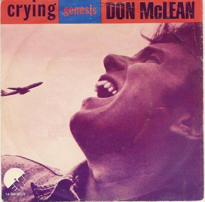 Don Mclean Crying album cover