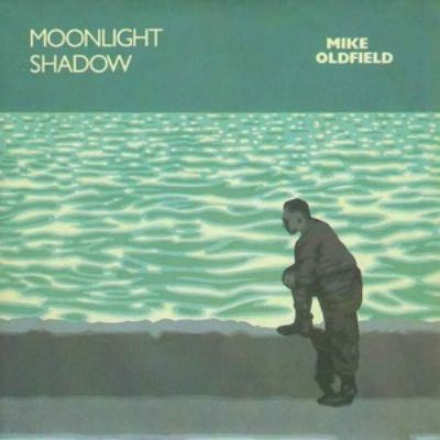 Mike Oldfield Moonlight Shadow album cover