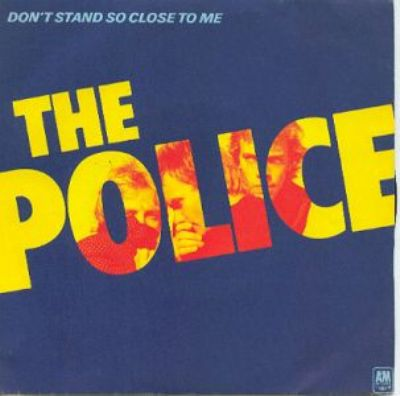Police Don't Stand So Close To Me album cover